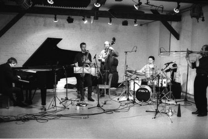Georg Graewe Quintett 07.12.1995 © Hyou Vielz