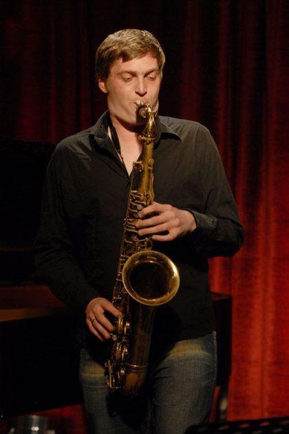 29. September 2009 Niels Klein -sax © Hyou Vielz