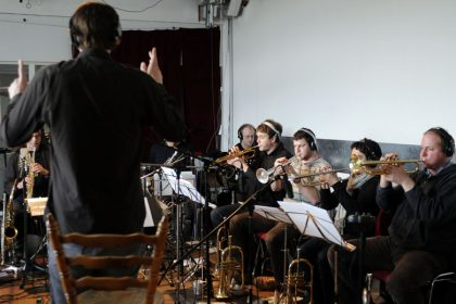 Stefan Schultze - Large Ensemble 2010 © Hyou Vielz