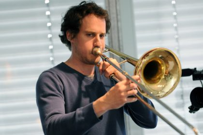 Nils Wogram -tb. 16.04.2010   © Hyou Vielz