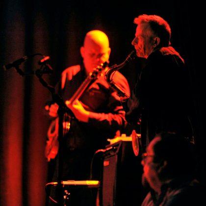 Scott Fields, Matthias Schubert © Dr. med. Karl-Heinz Krauskopf