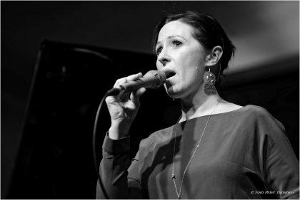 Anette von Eichel - Trio Kaleidoscopia 19.11.2015  © Peter Tümmers