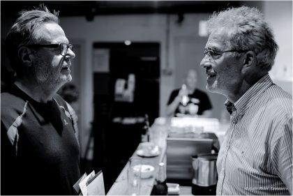 Michael Rüsenberg und Hans Martin Müller 14.06.2015 © Peter Tümmers