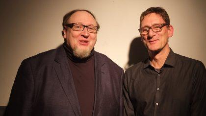 Simon Nabatov & Frank Gratkowski 10.11.2016