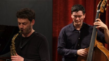 16.02.2017: PABLO HELD MEETS… 1. Konzert vl: Christian Weidner, Matthias Akeo Nowak