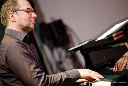 Hayden Chisholm Quartet - Montag 11. September 2017 ; Achim Kaufmann - Piano © Peter Tümmers