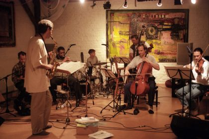 Erik Friedlander Chris Speed Tim Berne Michael Formanek Fim Black Baikida Carroll Marc Ducret Marc Dominique Pifarély