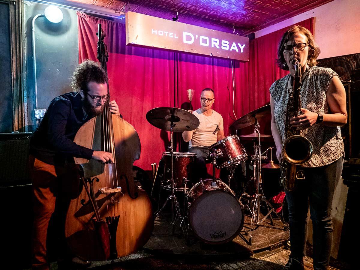 Max Johanson Trio LOFT Cologne Köln