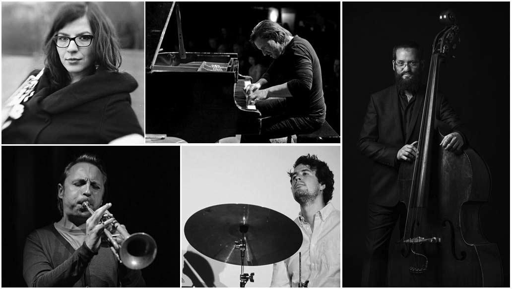 LOFT Köln Cologne Quintett Mentzel Muzke Theresia Philipp Nils Tegen Robert Landfermann Silvio Morger