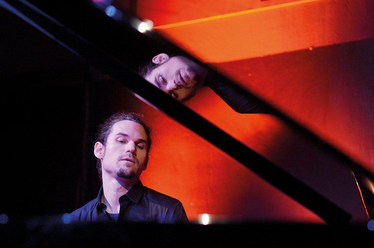 Rainer Böhm LOFT livestream Corona CoV-2 Solo Piano Spende erbeten Köln Cologne