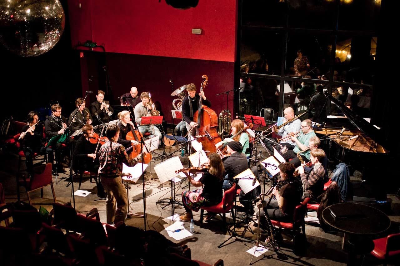 Multiple Joy[ce] Orchestra