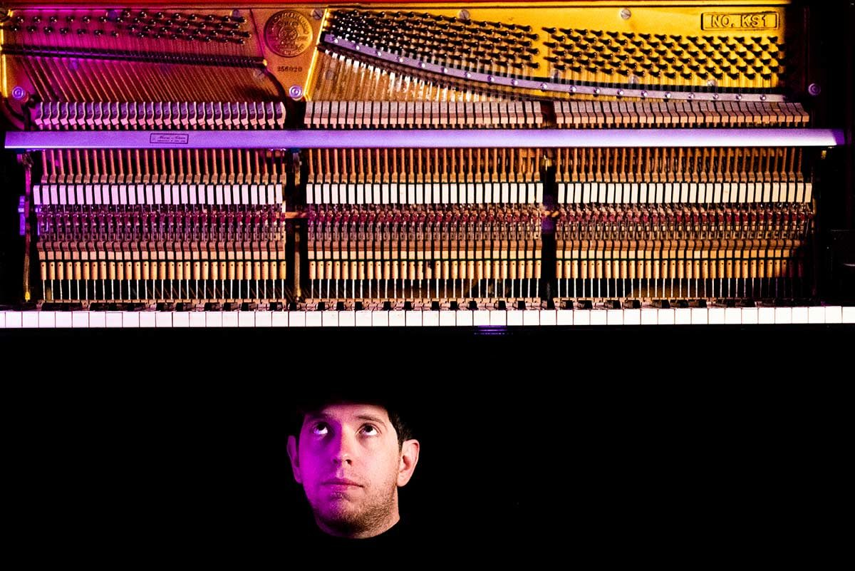 Francesco Taskayali LOFT Cologne Köln Piano Solo