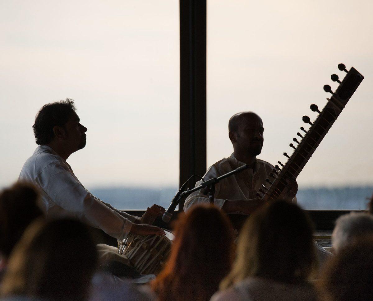 Arup Sen Gutpa Hindol Deb LOFT Köln Cologne livestream indian classical music