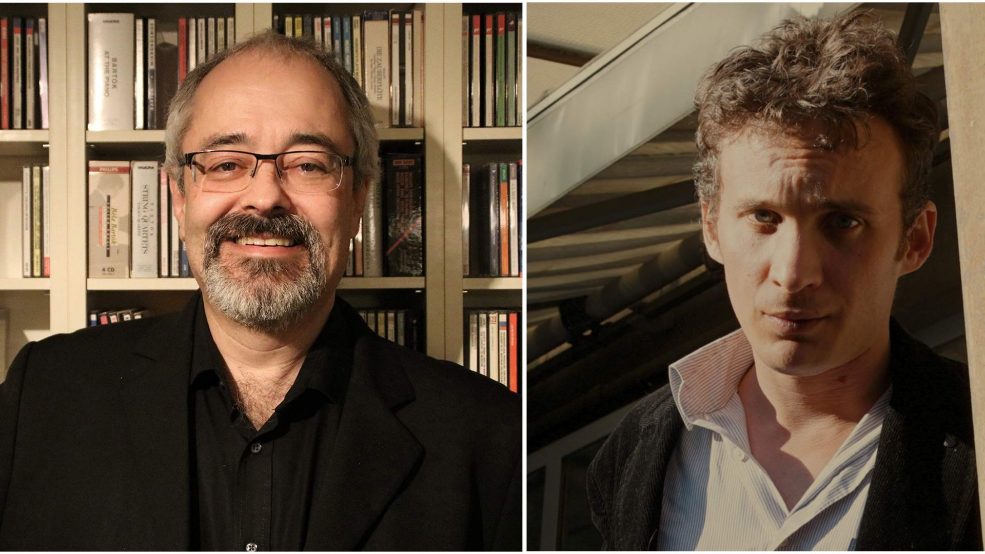 Paolo Alvares Philip Zoubek Piano Duos LOFT Köln Cologne Steinway Yamaha