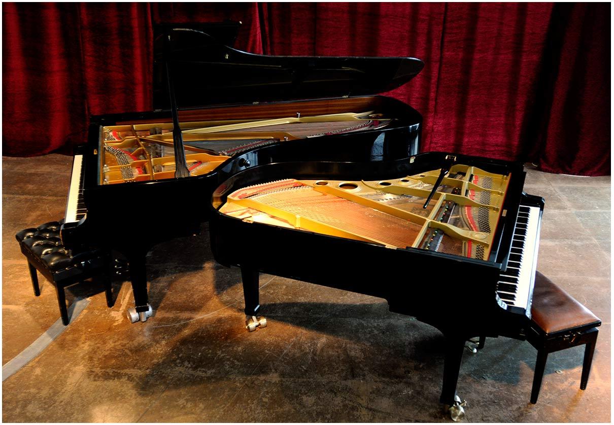 LOFT Köln Flügel Piano Steinway D Grand Yamaha Conservatory