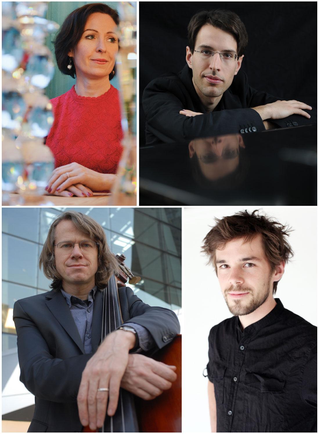 Anette von Eichel, Jonas Burgwinkel, Sebastian Sternal, Henning Sieverts, Inner Tide, livestream, LOFT, Cologne, Köln, Christian Heck