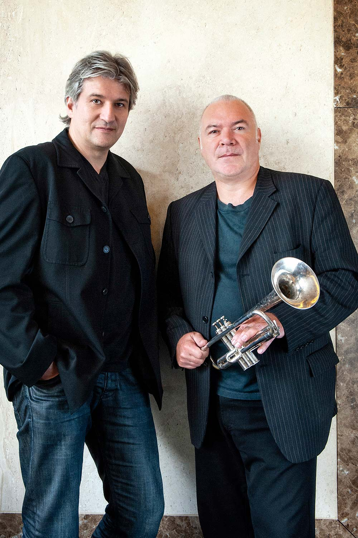 Reiner Winterschladen. Hans Lüdemann, Duo, LOFT, Cologne, Köln