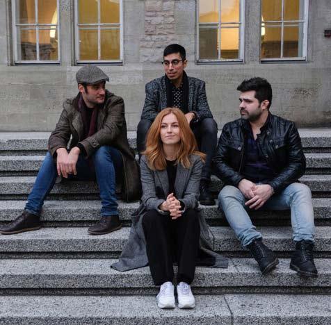Olga Amelchenko, Igor Osypov, Igor Spallati, Jesus Vega, LOFT, Cologne, Köln