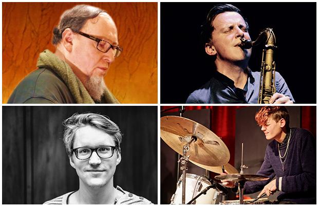 Simon Nabatov, Sebastian Gille, David Helm, Leif Berger, LOFT, Köln, Cologne
