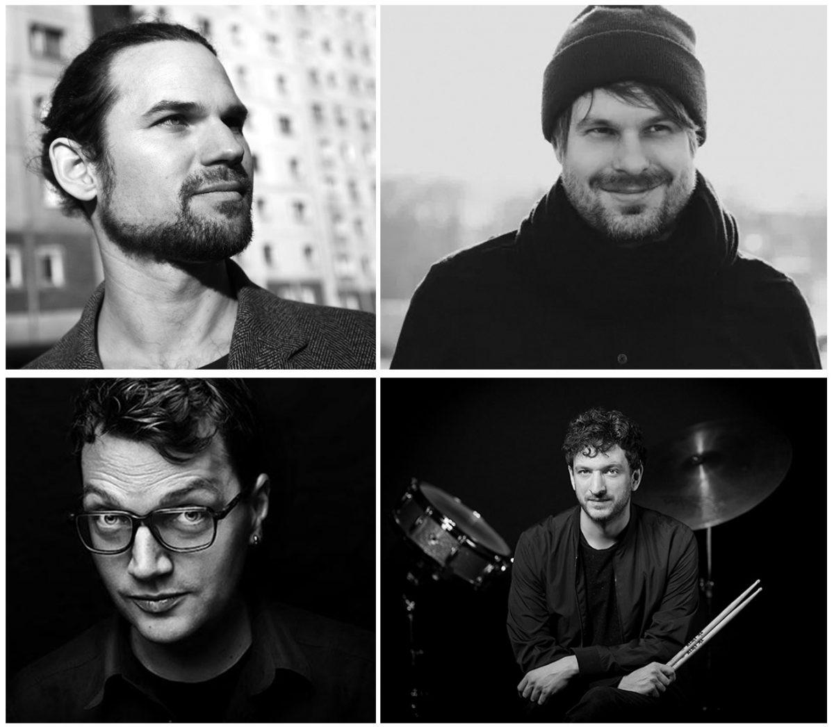 Rainer Böhm Quartet, Rainer Böhm, Wanja Slavin, Arne Huber, Peter Gall, LOFT, Köln, Cologne