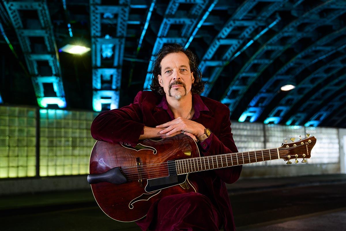 Frank Wingold, Gitarre Solo, LOFT, Köln, Jazzstadt, Jazzstadt Köln, Cologne