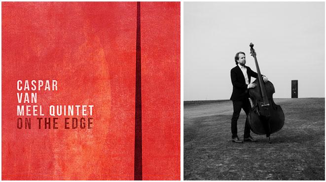 Quintett, Caspar van Meel Quintett, Denis Gäbel, Tobias Wember, Roman Babik, Caspar van Meel, Niklas Walter, LOFT, Köln, Cologne, CD release, CD Präsentation, on the edge, recorded, Christian Heck