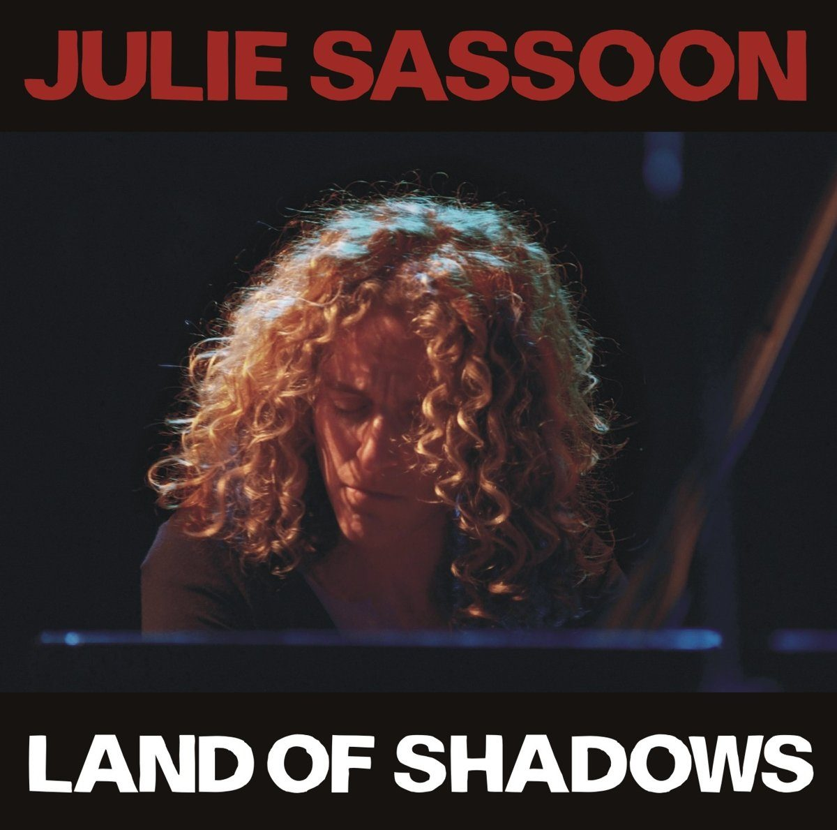 Julie Sassoon, Land Of Shadows, Jazzwerkstatt ‎127, Piano solo, Recorded live, LOFT, Christian Heck