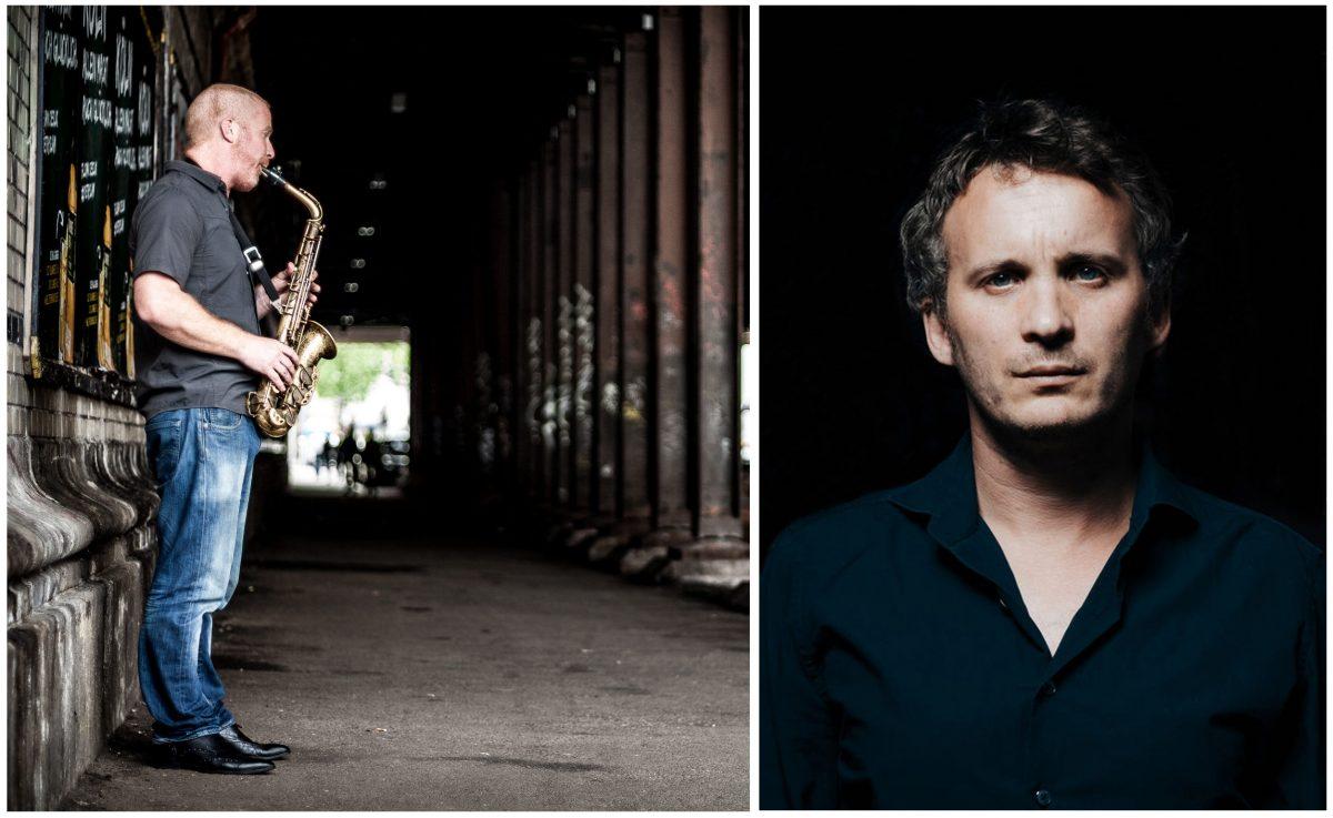 Philip Zoubek, Hayden Chisholm, LOFT, livestream, Jazz, Cologne, Köln, Stefan Deistler, loftkoeln