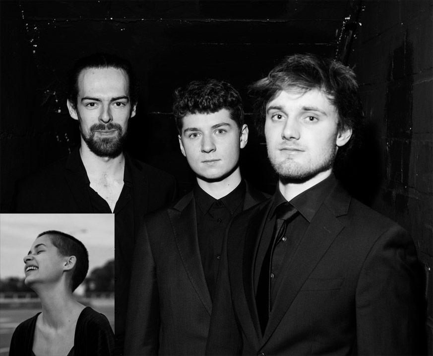 Lina Knörr, Niklas Roever, Roger Kintopf, Simon Bräumer, Christian Heck, LOFT, Cologne, Köln, jazz, jazzstadt Köln, livestream