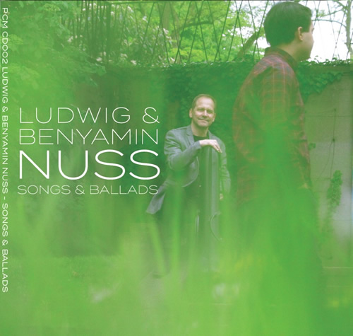 Ludwig Nuss, Benyamin Nuss, Songs & Ballads, PurrCat Music, LOFT, Cologne, Köln, recorded, aufgenommen, Georg Bongartz