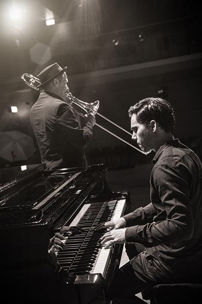 Ludwig Nuss, Benyamin Nuss, Duo, LOFT, Cologne, Köln, livestream, jazzstadt