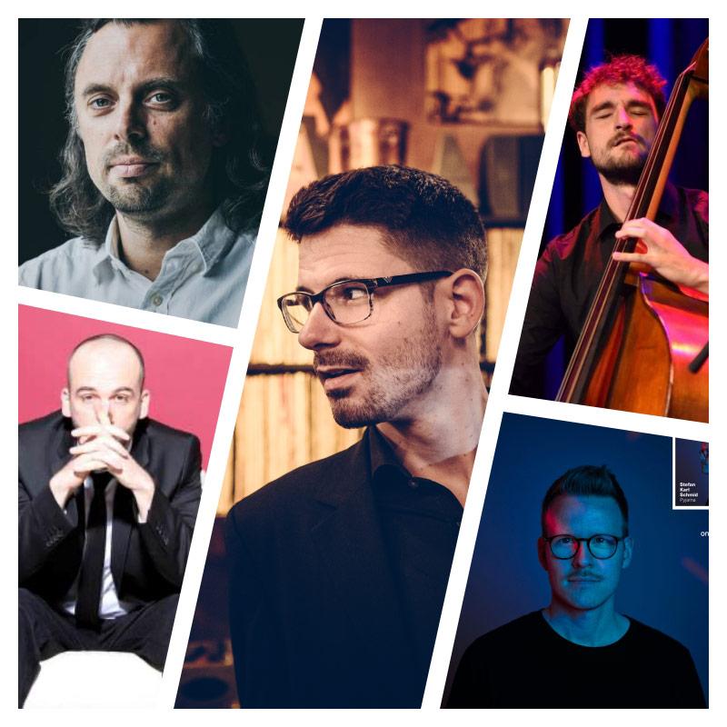 Tristano Unchained, wild horses, live cd, recording, Julian Bossert, Stefan Karl Schmid, Thomas Rückert, Calvin Lennig, Hendrik Smock, Christian Heck, LOFT, Köln, Cologne, jazzstadt