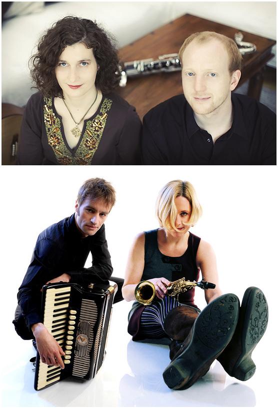 flux, Christina Fuchs, Florian Stadler, Duo Doyna, Annette Maye, Johannes Behr