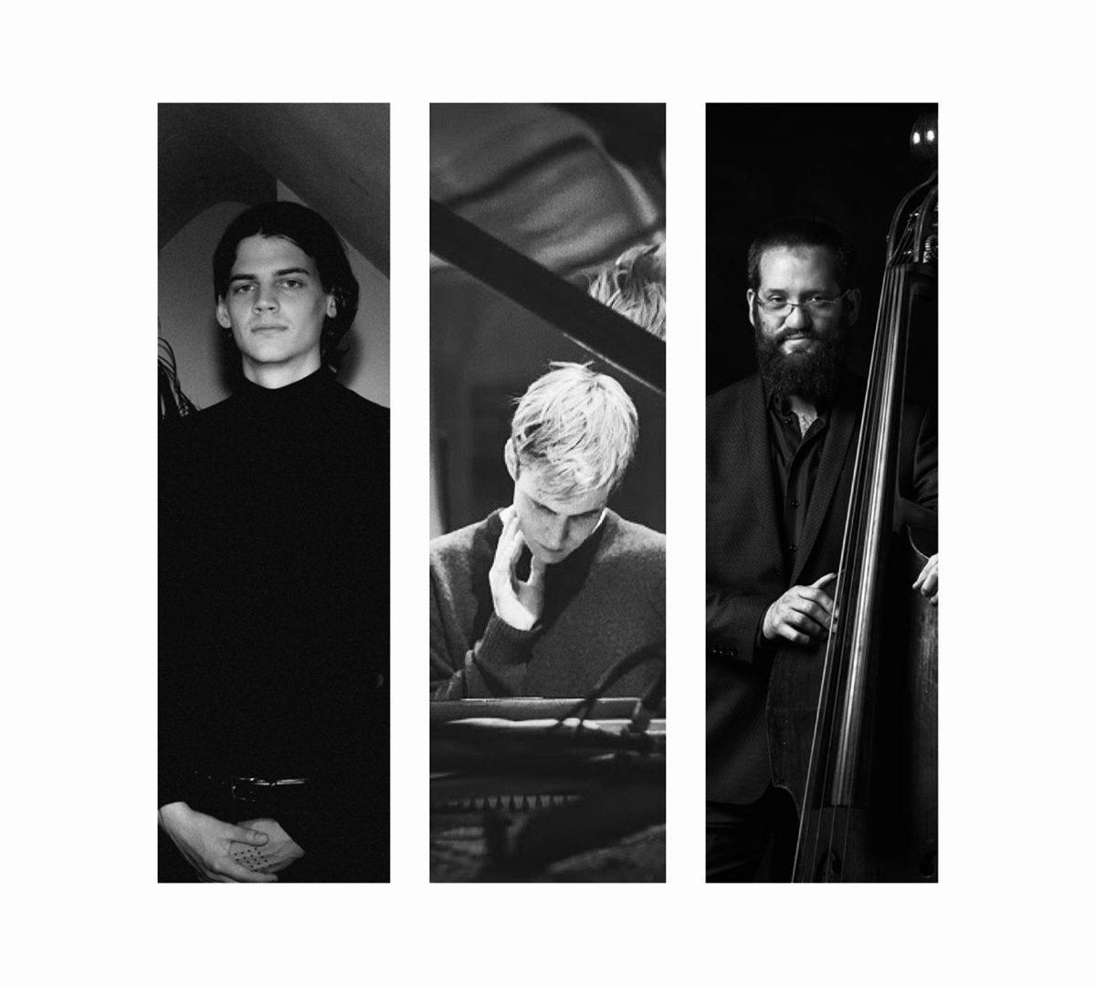 Elias Stemeseder, Robert Landfermann, Leif Berger, livestream, LOFT, Cologne, Köln, jazzstadt, jazzstadt köln, Stefan deistler