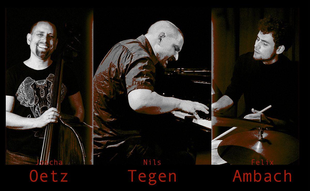 Nils Tegen, Piano Trio, PianoTrio, Joscha Oetz Felix Ambach, LOFT, Cologne, Köln, livestream