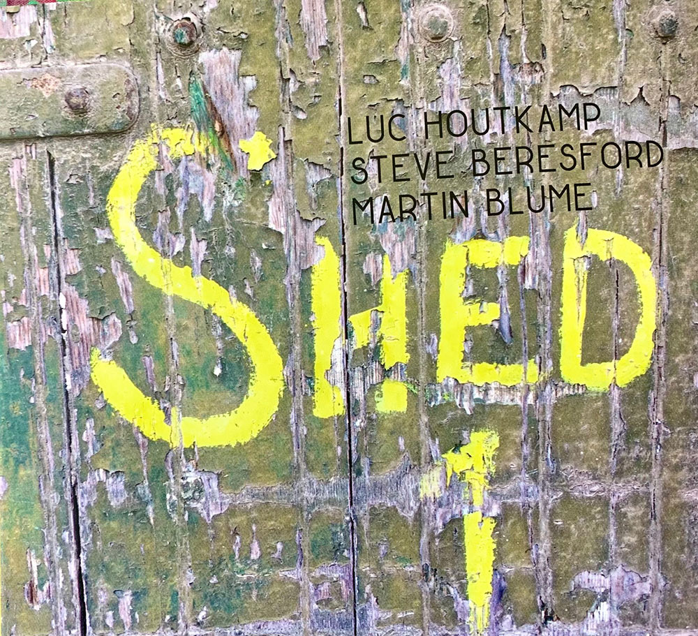 SHED 1, FMR Records, FMRCD597-0920, Luc Houtkamp, Steve Beresford, Martin Blume, recorded, live, Stefan Deistler, LOFT, Cologne, Köln