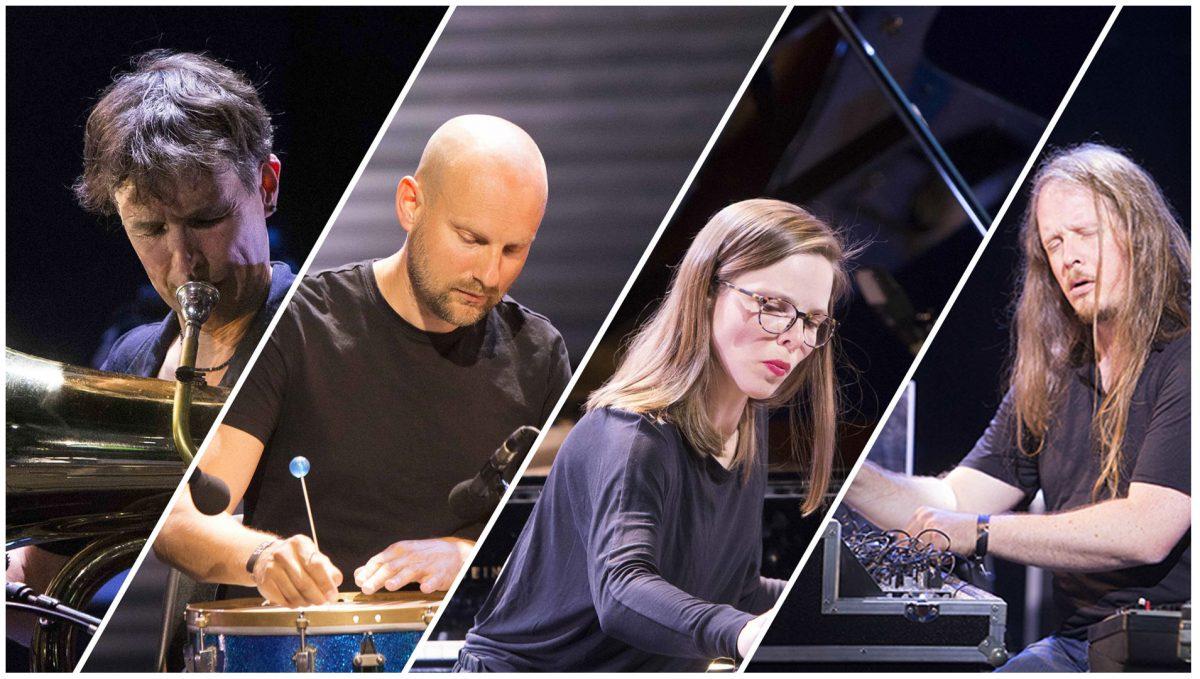 Marlies Debacker, Carl Ludwig Hübsch, Etienne Nillesen, Florian Zwißler, CD Release, Live at mœrs festival '20, LOFT, Cologne, Köln, livestream, Stefan Deistler