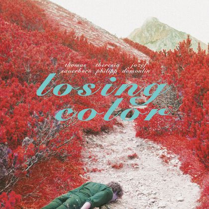 Thomas Sauerborn, Theresia Philipp, Jozef Dumoulin, losing Color, Klaeng-records 058, Theresia Philipp, Thomas Sauerborn, Jozef Dumoulin, LOFT, Stefan Deistler, Nate wood