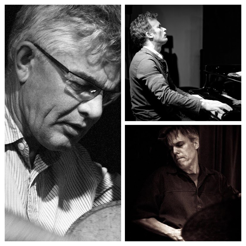 Trio Reihe Facetten, Facetten, Philip Zoubek, Wilbert de Joode, Gerry Hemingway, LOFT, Livestream, Stefan Deistler