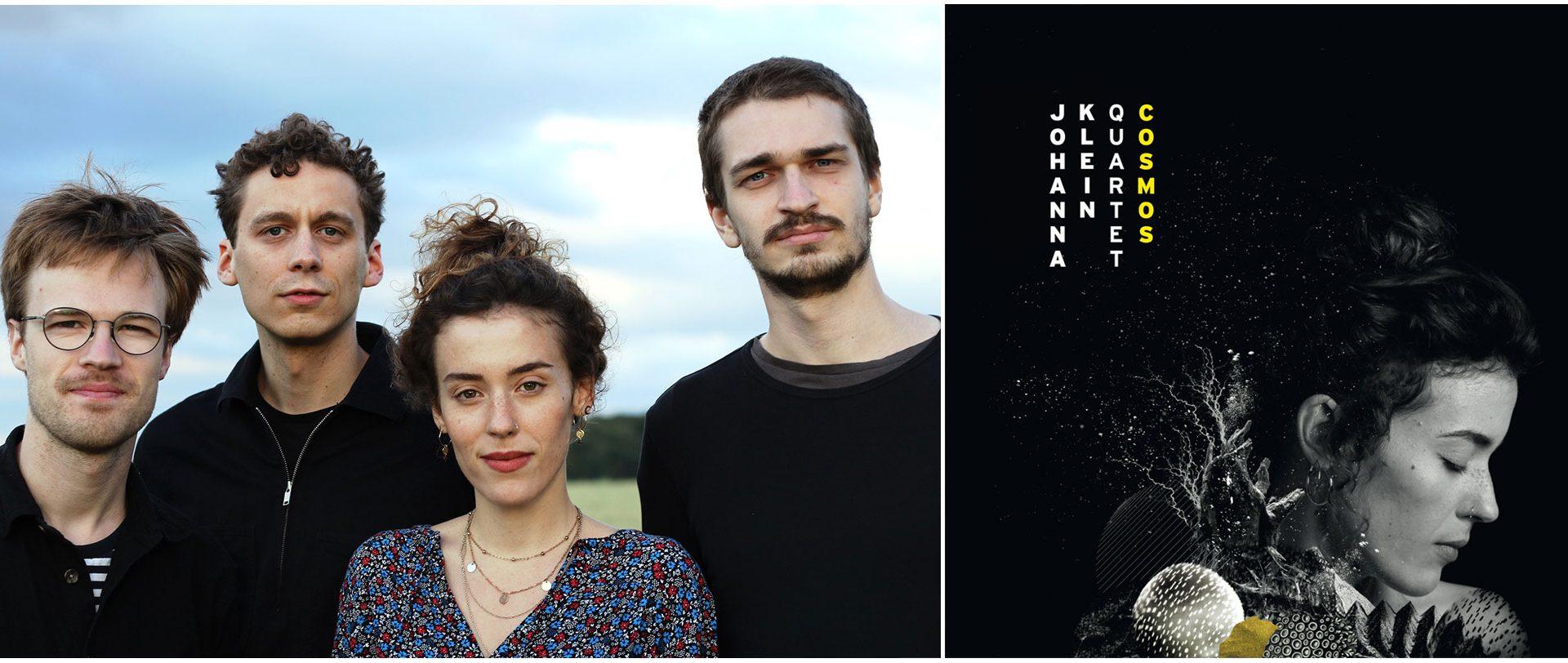 Johanna Klein, Leo Engels, Nicolai Amrehn, Jan Philipp, COSMOS, CD-Release, LOFT