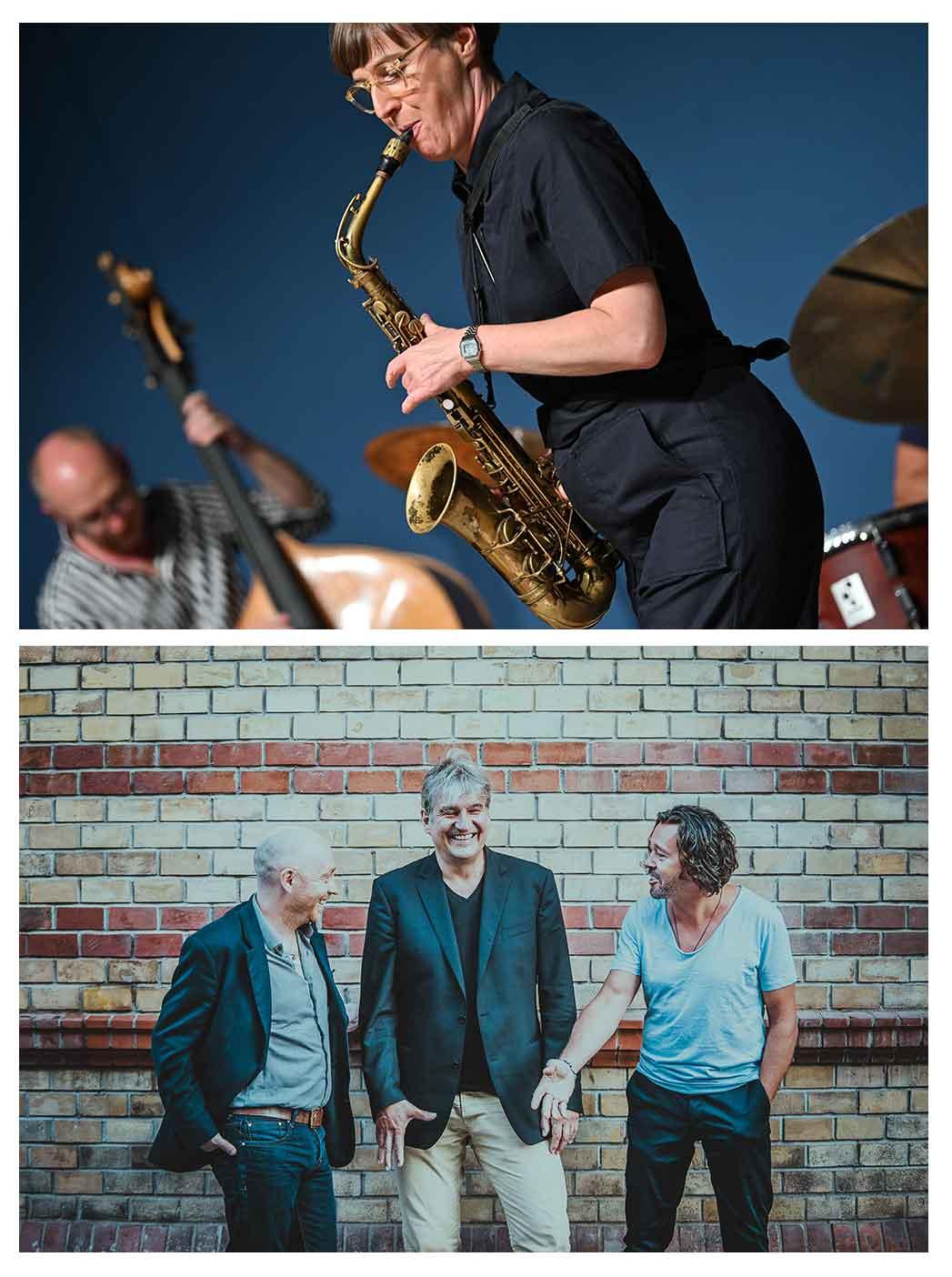 Hans Lüdemann, Sebastien Boisseau, Dejan Terzic, Silke Eberhard, LOFT, Rism Festival