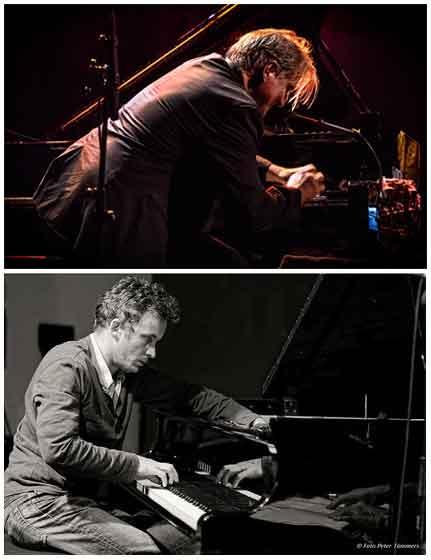 Hans Lüdemann, Philip Zoubek, RISM Festival, LOFT