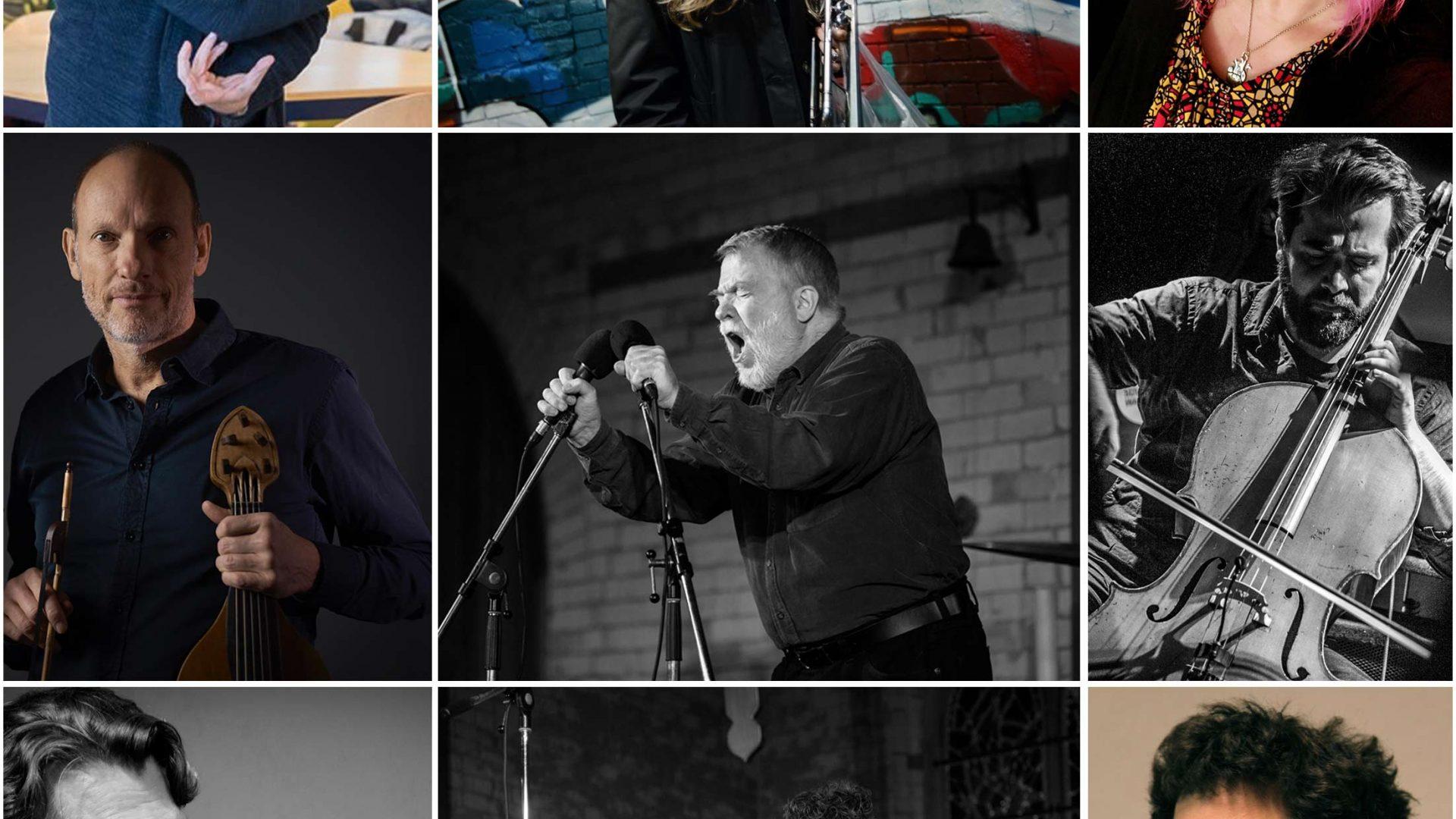 Lina Allemano, Christine Duncan, Anil Eraslan, Matthias Mainz, Albrecht Maurer, Joe Sorbara Samuel Stoll, Chris Tonelli, LOFT, Aurelaties, Paul Dutton