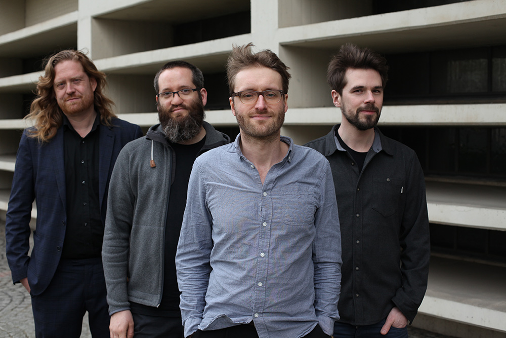 Peter Ehwald, Andreas Lang, Robert Landfermann, Jonas Burgwinkel, LOFT
