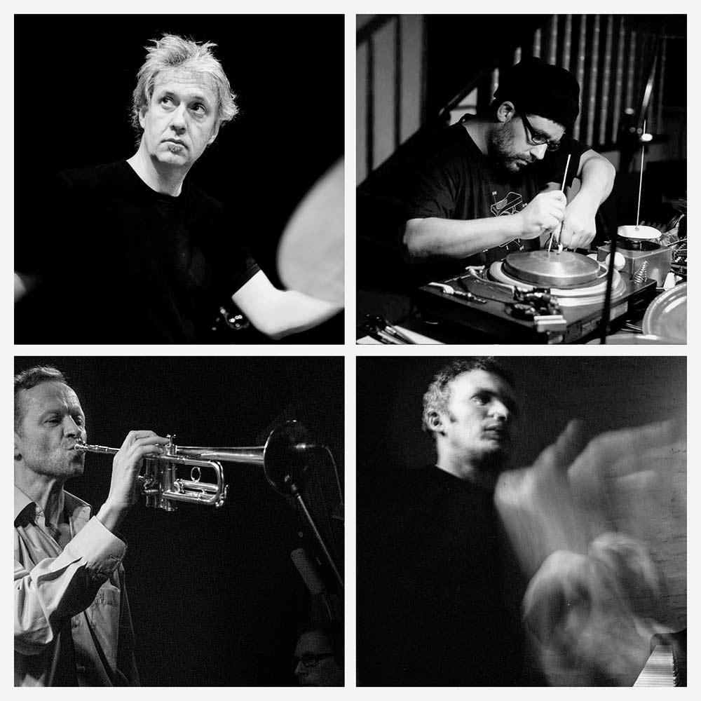 Franz Hautzinger, Philip Zoubek, Ignaz Schick, Tony Buck, LOFT