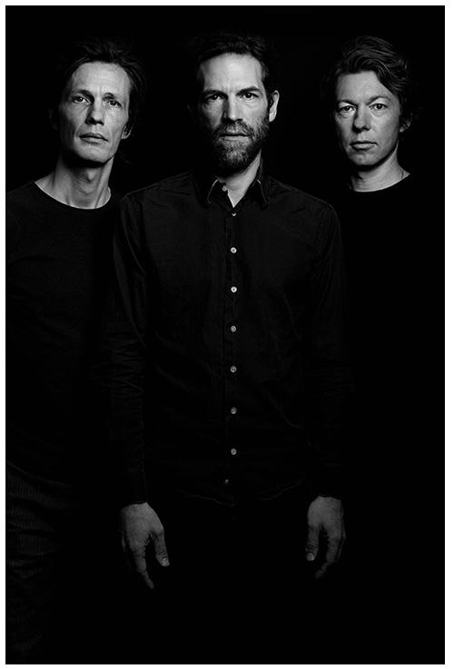 Søren Kjærgaard, Jonas Westergaard, Peter Bruun, LOFT