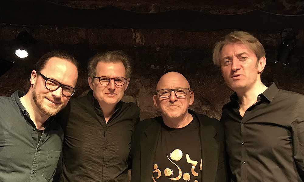 Johannes Mössinger, Andy Hunter, Martin Gjakonovski, Adam Nussbaum, LOFT